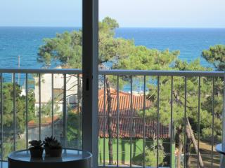 VISTALMAR, plage, piscine, park., wifi (à 1 h Bcn), Malgrat de Mar