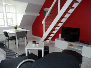 bel appartement  duplex, Dinard