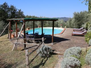 Chianti 360 Panoramic Villa with a Pool