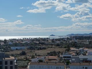 Bonito apartamento con vistas al mar
