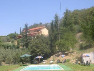 Villa Poggiomondo: il mondo ai tuoi piedi, Arezzo