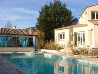 Villa arborée avec piscine, Montferrier Sur Lez
