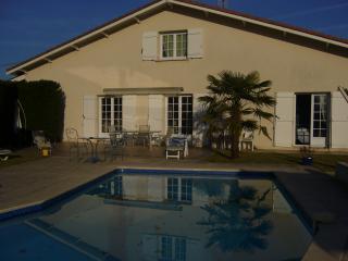 Grande Maison contemporaine avec piscine et jardin, Fargues-Saint-Hilaire
