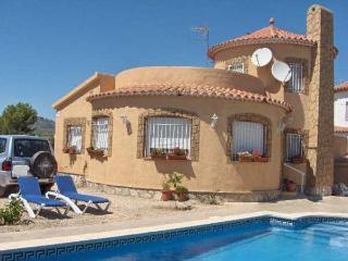 Chalet independiente con piscina, L'Ametlla de Mar
