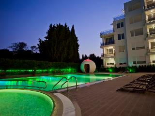 Sea apartments in Incognito Apart hotel, Pomorie
