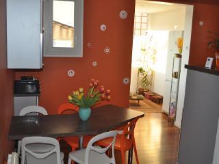 Lumineux et moderne appartement Longchamp
