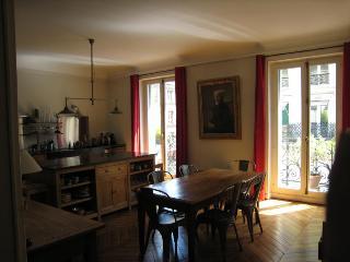 Appartement familial de 150 m2 dans le Marais