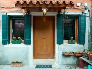 Cà Ballaran, pretty house in quiet neighborhood, Venice