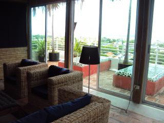 Villa con vistas al mar caribe Republica Dominican