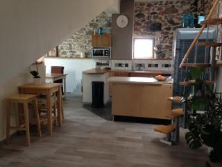 Appartement Atypique 120 m2 +Terrasse 20m2 vue Mer, Sète