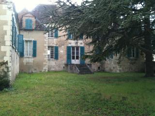 Demeure17ème entre Brenne et chateaux de la Loire, Chatillon-sur-Indre