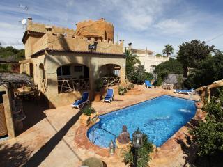 Costa Blanca  Cabo Roig Villa für 2 Familien