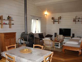 Maison de vacances près du lac du Moutchic., Lacanau