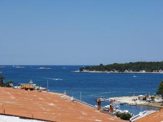 StudioApp Funtana ** (3+1) with sea view