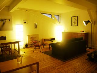 Appartement style loft, Saint Ouen