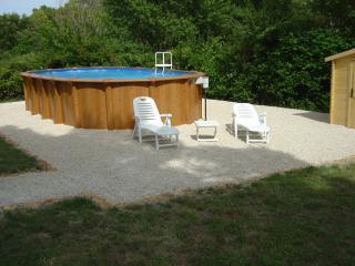 Belle maison avec piscine, Rochegude