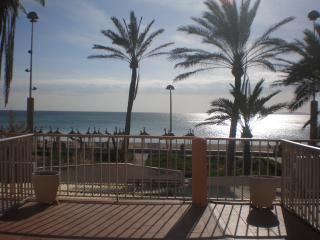 BEACH APARTMENT CYCLIST, FAMILIES MALLORCA SPAIN, Playa de Palma
