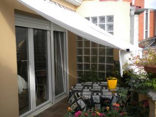 Acogedor apartamento con terraza, Igualada