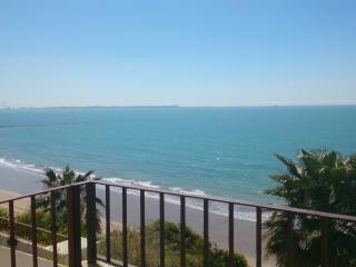 Apartamento primera linea de playa, El Puerto de Santa Maria