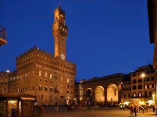 Apartment in piazza della Signoria, Florencia