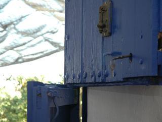 Casa cueva La puerta azul, Pechina