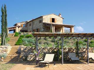 Villa Pennella, Monticchiello