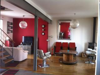 Maison-Loft PARIS-bleue SAN FRANCISCO., Colombes