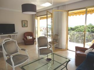 3 bedroom flat with terrace & pool