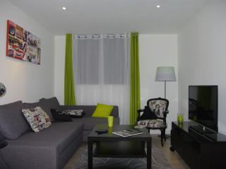 appartement T2 40 m2 contemporain avec piscine, Bordeaux
