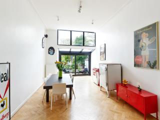 Appartement loft dans maison de maitre