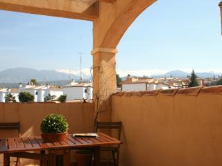 Ático con vistas a Granada y Sierra Nevada