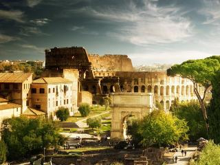 COLOSSEUM, GREAT BEAUTY …