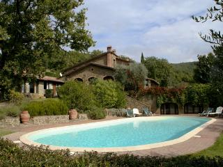 A charming Tuscan retreat overlooking Arezzo