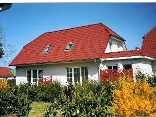 Ferienhaus Ostseestern Haushälfte Mond, Zingst