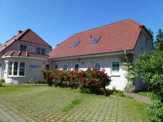 Ferienhaus Ostseestern Haushälfte Sonne, Zingst