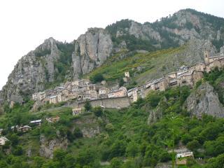 Maison de village, Roubion