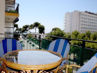 Apartamento céntrico y luminoso con vistas al mar!, Salou