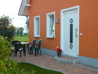 Idyllisch gelegene Ferienwohnung auf Usedom, Zirchow