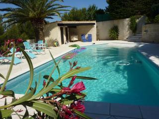 Appartement tout confort, piscine, climatisation