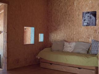 Maison ossature bois 8 personnes