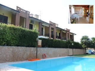 Belle appartamento su 2 piani con piscina Peschiera del Garda