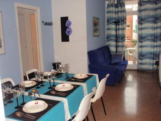 Apartamento en colores en Barcelona España