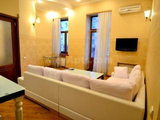 Luxury 2 Bedroom Apartment with Great View ID 204, Kiev
