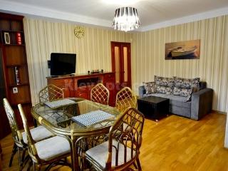 Super Cozy Apartment Next to Arena with Jacuzzi, Kiev
