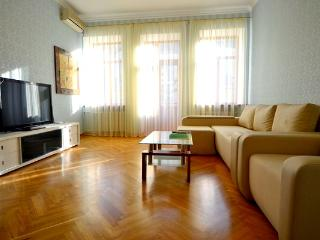 Spacious and Sunny Large Apt on Maydan, Kiev