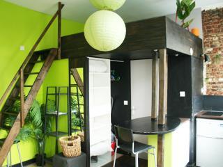 BAMBOO, studio en ville (1-3 p) LAPPARTACOTE