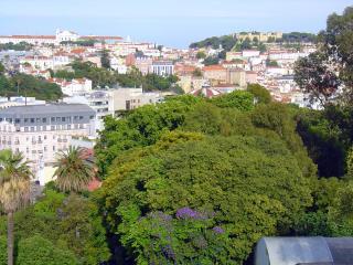 Apartment overlooking the botanical garden, Lisbon