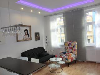 Modernes Design-Apartment, Viena