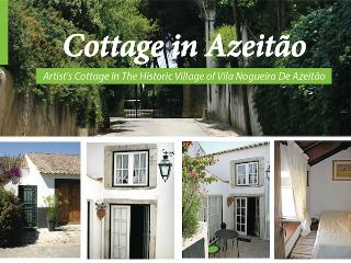 Charming historic cozy cottage in Azeitão, Setubal, Vila Nogueira de Azeitao