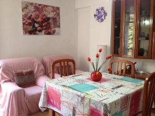 Comfortable flat close to BEACH free WIFI 3 rooms, Barcelona
